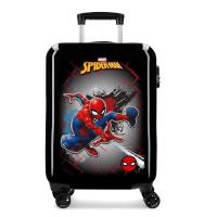 Disney Trolley 55 Cm 4 Wheels Spiderman Red