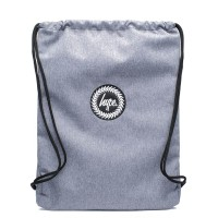 Hype Core Drawstring Gymsack Rugzak Grey