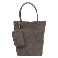 Zebra Trends Natural Bag Kartel Studs Army Green/ Brown 356001
