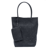 Zebra Trends Natural Bag Kartel Studs Black 356001