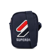 Superdry Sportstyle Side Bag Deep Navy