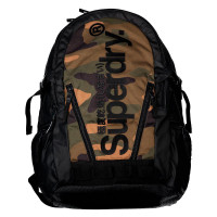 Superdry Tarp Backpack Green Camo