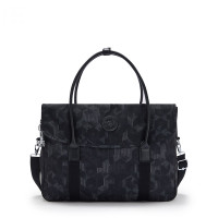 Kipling Superworker Laptoptas Mysterious Grid