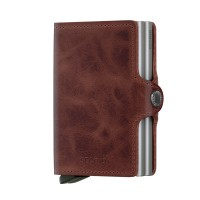 Secrid Twin Wallet Portemonnee Vintage Brown
