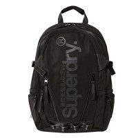 Superdry Tarp Backpack Combray Black