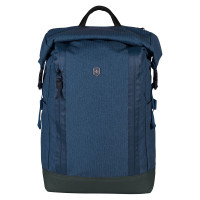 Victorinox Altmont Classic Rolltop Laptop Backpack Blue