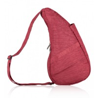 The Healthy Back Bag The Classic Collection Textured Nylon S Chili