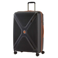 Titan Paradoxx 4 Wheel Trolley L Black