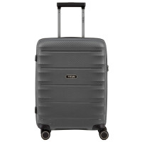 Titan Highlight 4 Wheel Handbagage Trolley S Antracite