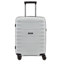Titan Highlight 4 Wheel Handbagage Trolley S Off White