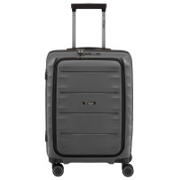 Titan Highlight 4 Wheel Business Trolley S Front Pocket Antracite