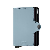 Secrid Twin Wallet Portemonnee Matte Blue Black