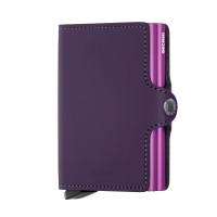Secrid Twin Wallet Portemonnee Matte Purple