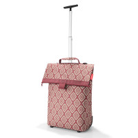 Reisenthel Shopping Trolley M Diamonds Rouge
