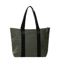 Rains Original Tote Bag Rush Schoudertas Green