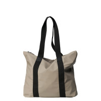 Rains Original Tote Bag Rush Schoudertas Taupe