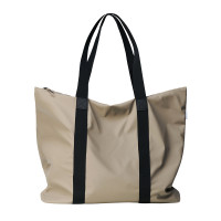 Rains Original Tote Bag Schoudertas Taupe