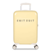 SuitSuit Fabulous Fifties Handbagage Spinner 55 French Vanilla