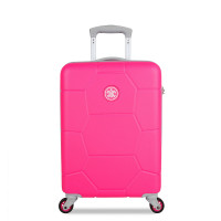 SuitSuit Caretta Playful Handbagage Spinner Hot Pink