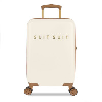 SuitSuit Fab Seventies Handbagage Spinner 55 Antique White