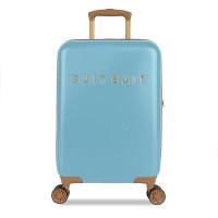 SuitSuit Fab Seventies Handbagage Spinner 55 Reef Water Blue
