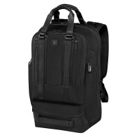 "Victorinox Lexicon Professional Bellevue 17"" Laptop Backpack Black"