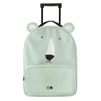 Trixie Kids Trolley Travel Mr. Polar Bear