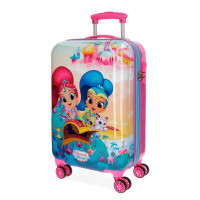 Disney Trolley 55 Cm 4 Wheels Shimmer & Shine