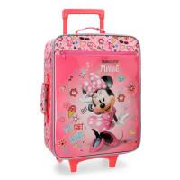 Disney Soft Trolley 50 Cm 2 Wheels Minnie Mouse Stickers