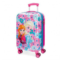 2d8f1c4cd0e Disney Trolley 55 Cm 4 Wheels Frozen Flowers