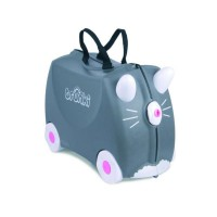 Trunki Ride-On Kinderkoffer Benny de Kat