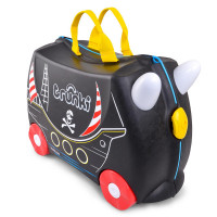Trunki Ride-On Kinderkoffer Piraat Pedro