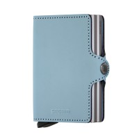 Secrid Twin Wallet Portemonnee Matte Blue