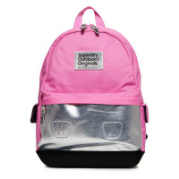 Superdry Montana Print Edition Backpack Colour Change Pink