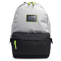 Superdry Montana Hologram Backpack Grey Marl
