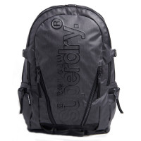 Superdry Tarp Backpack Black