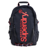 Superdry Combray Tarp Backpack Navy