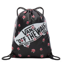 Vans Benched Bag Black Rose