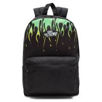 Vans New Skool Kids Rugzak Black Slime