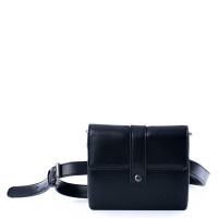 Spiral Black Label Bum Bag Veronica