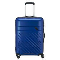 Travelite Vinda 4 Wheel Trolley M Royal Blue