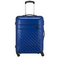 Travelite Vinda 4 Wheel Trolley L Royal Blue