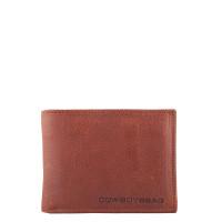 Cowboysbag Wallet Comet Portemonnee Cognac