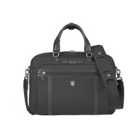 "Victorinox Werks Professional Cordura 13"" Laptop Brief Black"