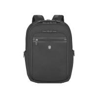Victorinox Werks Professional Cordura Compact Backpack Black