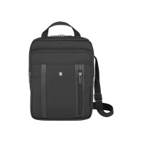 Victorinox Werks Professional Cordura Crossbody Laptop Bag Black