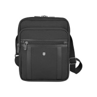 Victorinox Werks Professional Cordura Crossbody Tablet Bag Black