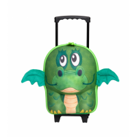 Okiedog Wildpack Koffer Trolley Small Dragon