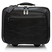 Castelijn & Beerens Firenze Business Laptoptrolley 15.6'' Black 9550