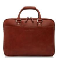 ebb2d63d00e Castelijn & Beerens Verona Business Laptoptas 15.6'' 9476 Licht Bruin